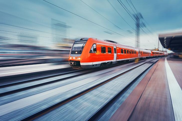 Schienenverkehrsindustrie
